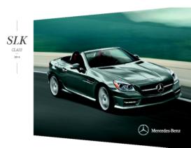 2014 Mercedes Benz SLK-Class