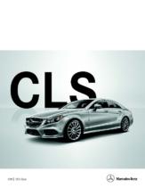 2015 Mercedes Benz CLS-Class