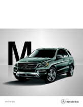 2015 Mercedes Benz M Class