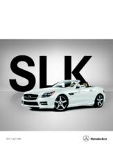 2015 Mercedes Benz SLK Class