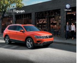 2018 VW Tiguan V2
