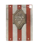 1916 Hudson Super Six