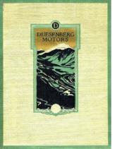 1922 Dusenberg