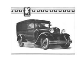 1929 Hudson Dover
