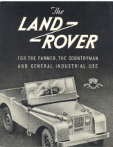 1948 Land Rover BR Series I