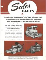 1949 Hudson July Sales Facts Hudson vs Oldsmobile Engines