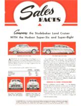 1949 Hudson July Sales Facts Hudson vs Studebaker Land Cruiser