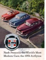 1951 Nash Full Line