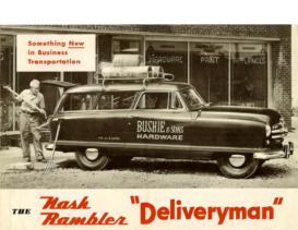 1951 Nash Rambler Deliveryman