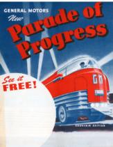 1953 GM Parade of Progress