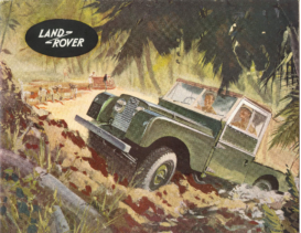 1956 Land Rover_BR Series I