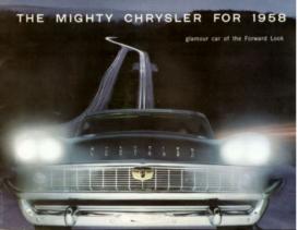 1958 Chrysler Full Line