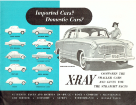 1959 AMC X-Ray American