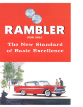 1960 AMC Rambler Full Line