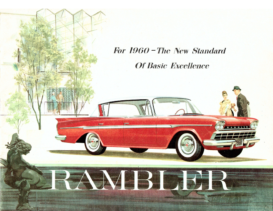 1960 AMC Rambler Prestige