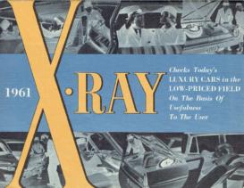 1961 AMC X-Ray Luxury Cars