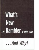 1962 AMC Rambler -Whats New