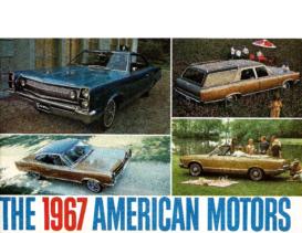 1967 AMC Full Line Prestige