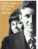 1967 AMC Full Line X-Ray