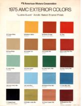 1975 AMC Colors (Rev)