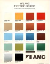 1975 AMC Colors