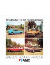 1975 AMC Full Line Prestige