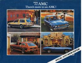 1977 AMC Auto Show Edition (Rev)