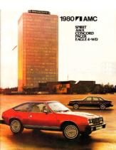 1980 AMC Full Line Prestige