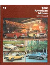 1982 AMC Spirit-Concord