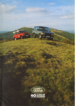 1988 Land Rover 40 Years