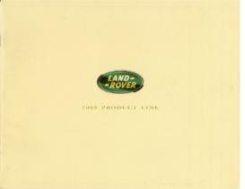 1995 Land Rover Full Line