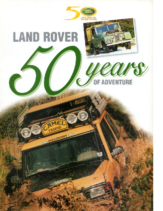 1998 Land Rover 50 Years