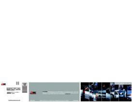 2003 Mitsubishi Full Line
