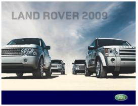 2009 Land Rover Full Line