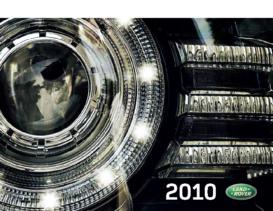 2010 Land Rover Full Line