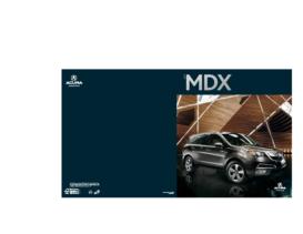 2011 Acura MDX V2