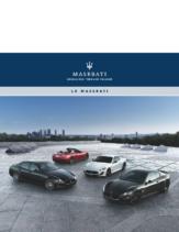 2012 Maserati Full Line