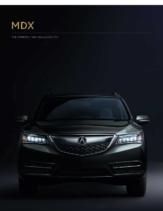 2014 Acura MDX V1