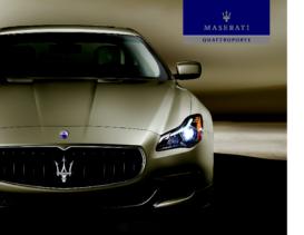 2014 Maserati Guattroporte
