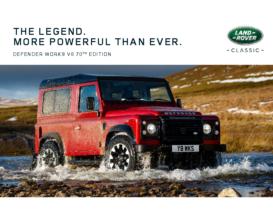 2018 Land Rover Defender Works V8