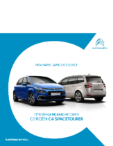 2019 Citroën Grand C4 SpaceTourer