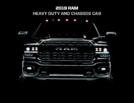 2019 Dodge Ram HD-Chassis Cab