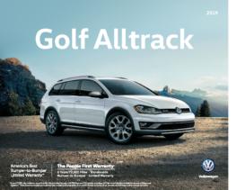 2019 VW Alltrack
