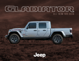 2020 Jeep Gladiator Intro