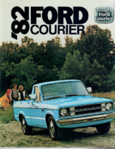 1982 Ford Courier