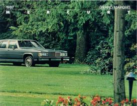1987 Mercury Grand Marquis