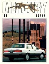 1991 Mercury Topaz