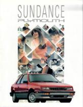 1991 Plymouth Sundance