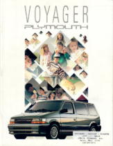 1991 Plymouth Voyager V1