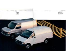 1992 Ford Vans